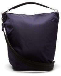 Paco Rabanne - Hobo Large Nylon Cross-body Bag - Lyst