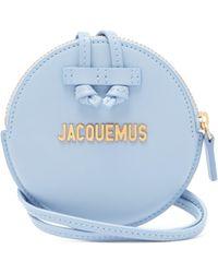 Jacquemus - Sac Le Pitchou en cuir - Lyst