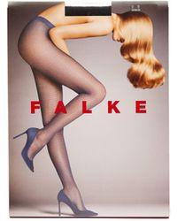 Falke Collants 30 deniers Daydream - Noir