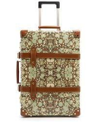 Globe-Trotter X Matchesfashion.com Centenary 20′′ Cabin Suitcase - Multicolor