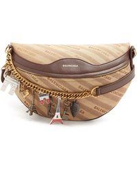 Balenciaga | Souvenir Bag Xs | Lyst
