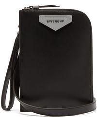 Givenchy アンティゴナ レザーバッグ - マルチカラー