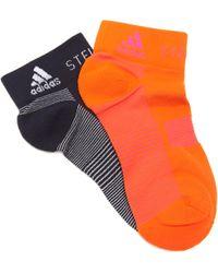 adidas By Stella McCartney - Low Ankle Socks - Lyst