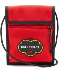 Balenciaga エクスプローラー ポーチ - マルチカラー