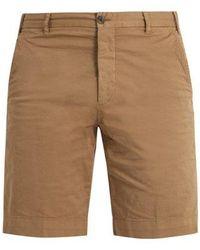 J.W. Brine - New Chriss Stretch-cotton Chino Shorts - Lyst