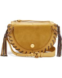 See By Chloé - Kriss Small Yellow Shoulder Bag - Lyst