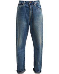 Chimala Monroe Selvedge-denim Jeans - Blue