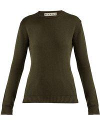 Marni - Cashmere Sweater - Lyst