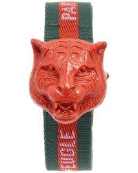 Gucci Le Marché Des Merveilles Watch - Red