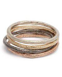 Pearls Before Swine - Multicoloured Ring Set - Lyst