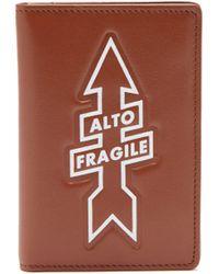 Maison Margiela - Leather Bi Fold Wallet - Lyst
