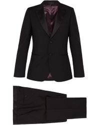 Paul Smith - Soho Wool And Mohair Blend Suit - Lyst