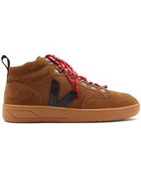 Discount Footlocker Pictures Veja Roraima Bastille lace-up leather sneakers Free Shipping Visa Payment 100% Guaranteed Cheap Online Buy Cheap Extremely gI4NceLe