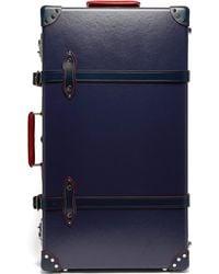 Globe-Trotter セント モリス 30インチ スーツケース - ブルー