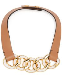 Marni - Floral Pendant Necklace - Lyst