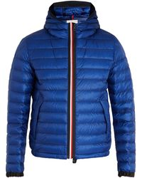 Moncler - Morvan Quilted Down Hooded Jacket - Lyst