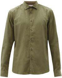 Orlebar Brown - ジャイルズ コットンシャツ - Lyst