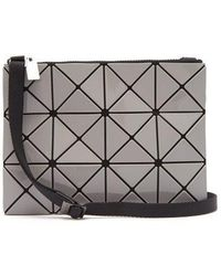 04f8ce8378 Lyst - Bao Bao Issey Miyake Lucent Cross-body Bag in White