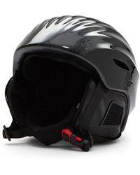 Perfect Moment マウンテン ミッション スタープリント スキーヘルメット - ブラック