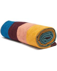Paul Smith Artist Stripe Cotton Terry Beach Towel - Multicolor