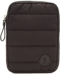 Moncler - Quilted Ipad Case - Lyst