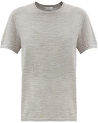Co. - ラウンドネック カシミアtシャツ - Lyst