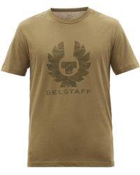 Belstaff T-shirt en coton à imprimé logo Coteland 2.0 - Neutre