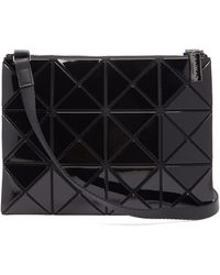 Bao Bao Issey Miyake Lucent Pvc Cross-body Bag - Black