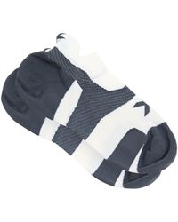 2XU Chaussettes de sport Vectr Cushion - Bleu