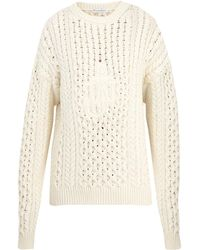 J.W. Anderson | Cotton Cable-knit Sweater | Lyst