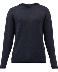 Loewe - アナグラム クルーネックセーター - Lyst