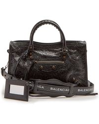 Balenciaga Classic City S Bag - Black