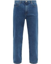 A.P.C. Martin Slim-leg Jeans - Blue