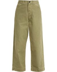 Chimala - Usmc Utility Denim Trousers - Lyst