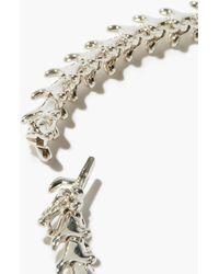 Shaun Leane Serpent Trace Sterling-silver Bracelet - Metallic