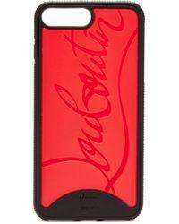 Christian Louboutin Loubiphone ラバー Iphone® 8 Plus ケース - レッド