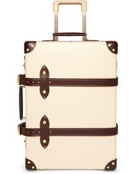 "Globe-Trotter Chelsea Garden 20"" Cabin Suitcase - Multicolour"