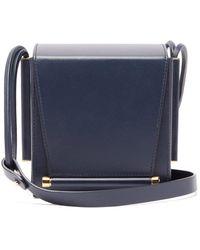 ROKSANDA - Box Medium Leather Shoulder Bag - Lyst