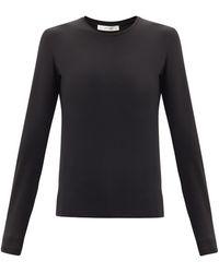 The Row アイヴァーネス ロングスリーブtシャツ - ブラック