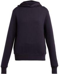 The Row - Wren Cotton Hooded Sweatshirt - Lyst