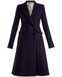Altuzarra - Elvin Wool-blend Coat - Lyst