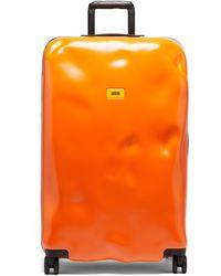 Crash Baggage アイコン スーツケース 79cm - オレンジ
