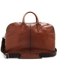 Berluti | Bowling Leather Travel Bag | Lyst