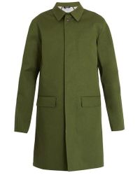 A.P.C. Carnaby Mac - Green