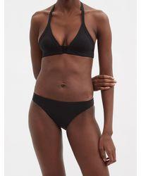 Rick Owens Elasticated-sides Bikini Briefs - Black