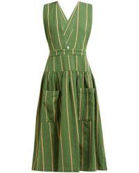 Ace & Jig Ellen Dress - Green