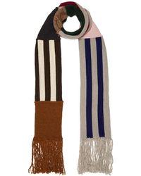 Lanvin - Wool-blend Scarf - Lyst