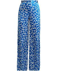 Duro Olowu - Ivy Silk Trousers - Lyst