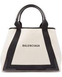 Balenciaga カバス キャンバストートバッグ - ナチュラル