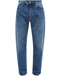Séfr Straight-leg Jeans - Blue